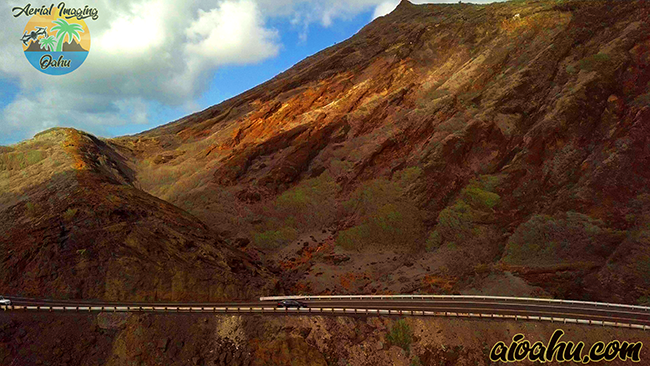 Koko Crater Arch Trail Oahu Hawaii