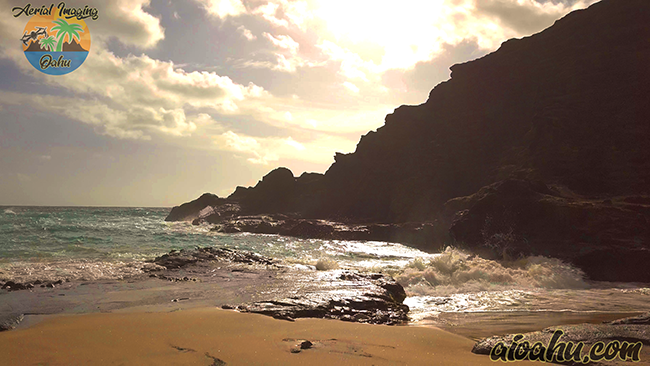 Halona Beach Cove Eternity Beach Oahu Hawaii